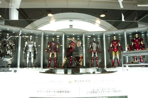 hot toys event japan veritable geekgasm