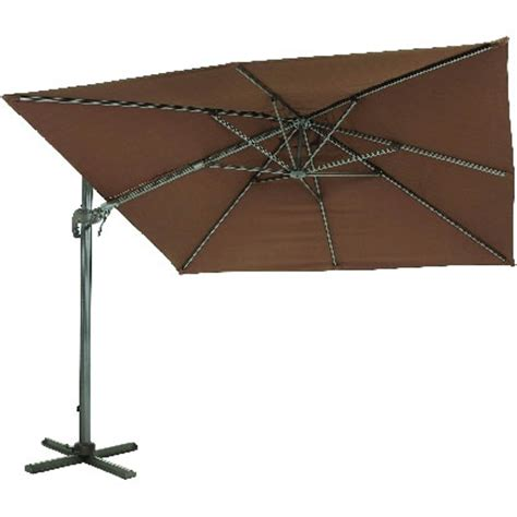 Square Offset Patio Umbrella 10 Square Offset Patio Umbrella