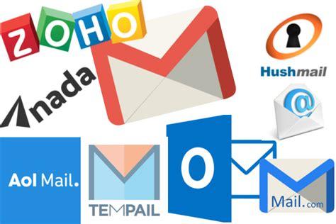 best free email services best free email service providers list youprogrammer
