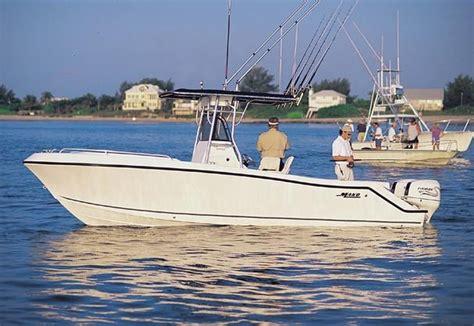 mako boats financing 2003 used mako 252 center console saltwater fishing boat