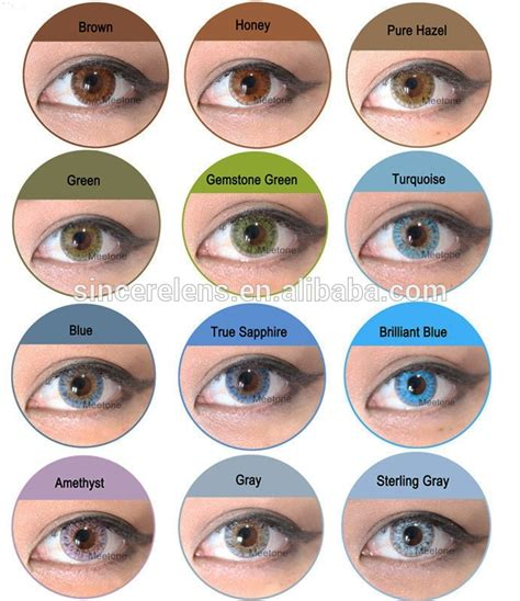 cheap colored prescription contacts prescription colored contacts buy color contact lenses