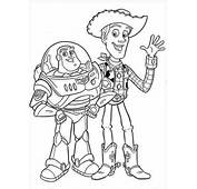 Printable Toy Story Coloring Pages  Me
