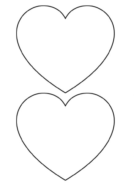 printable valentine stencils printable valentine stencils pictures to pin on pinterest