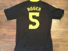 Jersey Liverpool Third Kit 2009 2010 Nns Agger Patch Original 1 liverpool classic football shirts vintage retro soccer jerseys store