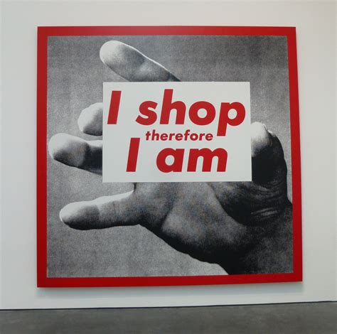 I Shop by Modern Monday Presents I Shop Therefore I Am By