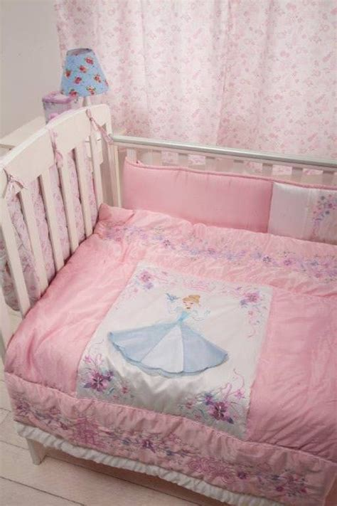 Disney Princess 4 Piece Crib Bedding Set Unisex Crib Disney Princess Crib Bedding Sets