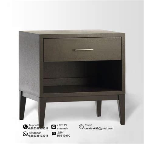 Meja Nakas nakas minimalis shania createak furniture createak