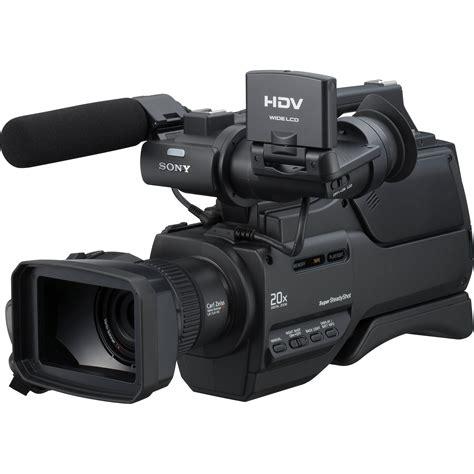 Kamera Sony Hd 1000 sony hvr hd1000u digital high definition hdv camcorder