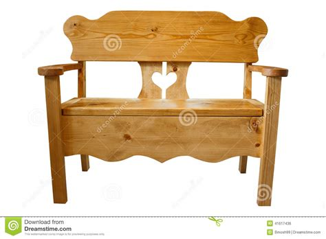 handmade wooden bench handmade wooden bench stock photo image 41617436