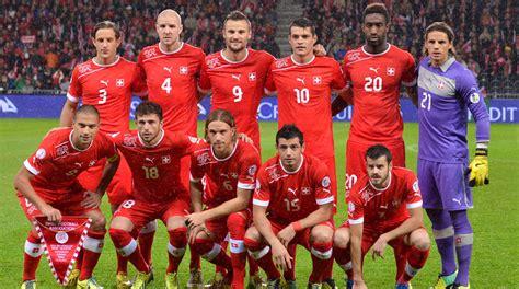 Schweizer Nationalmannschaft Schweiz Gentleman Hitzfeld Nimmt Abschied Dfb