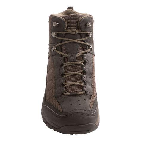 mens teva boots teva kimtah mid hiking boots for 8394w save 42