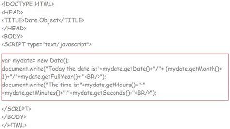 format date utc javascript javascript date parse utc phpsourcecode net