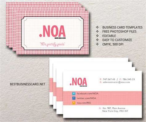 free business card templates psd files business card template psd 22 free editable files