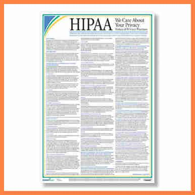 5 Hipaa Notice Of Privacy Practices Template Notice Letter Hipaa Notice Of Privacy Practices 2017 Template