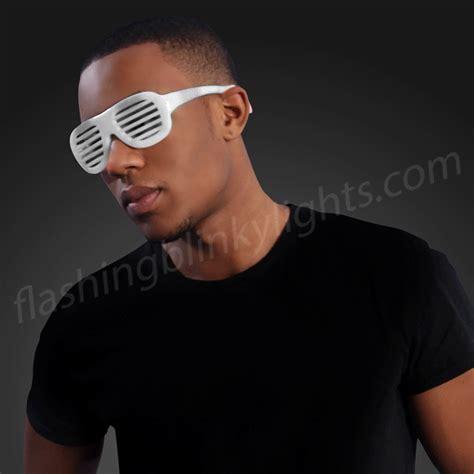 multi color led light  hip hop shades flashingblinkylights