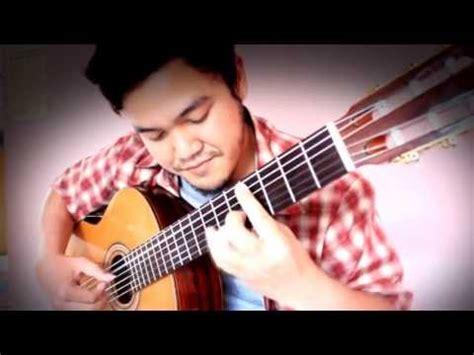 gajah guitar tutorial akb48 jkt48 first rabbit novan fingerstyle guitar