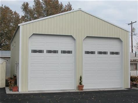 rv storage buildings affordable metal post frame storage