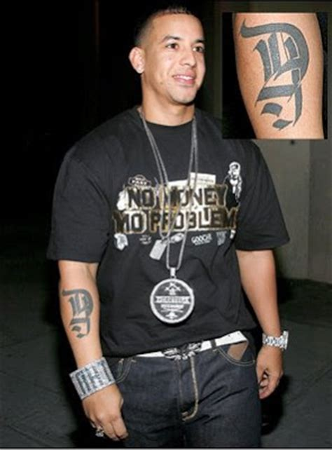 daddy yankee tattoos the gallery for gt yankee tattoos