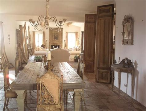 provence interiors country style chic dining a must on swedish decor primitive