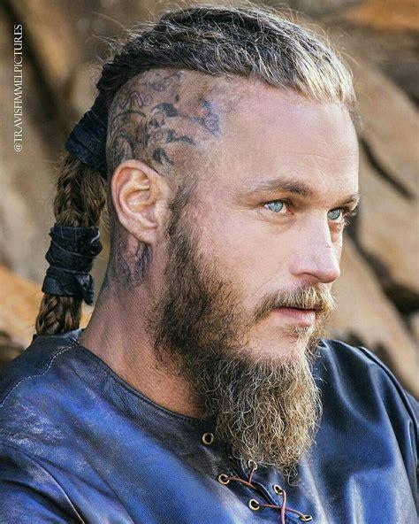 how to cut hair like ragnar me encanta pinterest vikings ragnar and