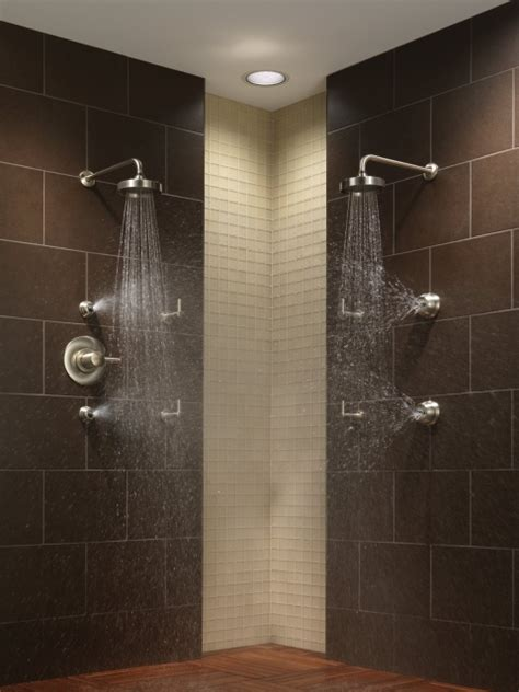brizo sensori custom shower system vista remodeling