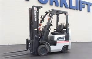 Nissan Forklifts Nissan Cf40lps Used Forklift Forkliftsystems