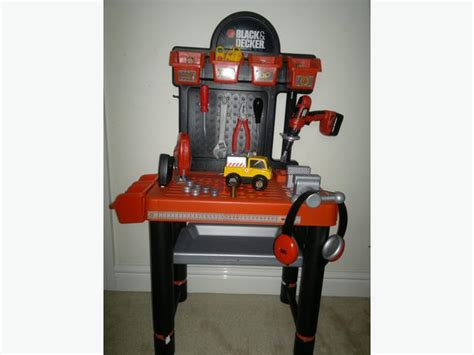 black and decker toy tool bench black decker toy workbench tools wolverhampton sandwell