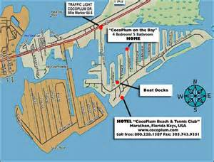 coco plum tennis club marina map directions