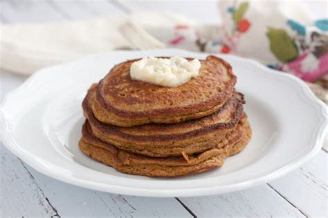 21 Day Sugar Detox Pumpkin Pancakes by 21 Day Sugar Detox Book Review Giveaway Rubies Radishes