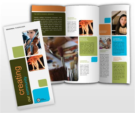 educational brochure templates www imgkid com the