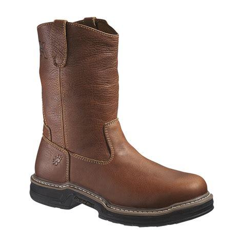 wellington steel toe boots wolverine wellington steel toe boots w02427