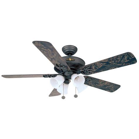 camouflage ceiling fan blades john marshall buckhead series break up 174 camo ceiling fan