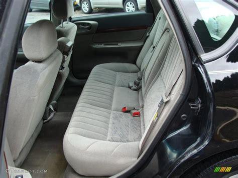 2003 Impala Interior by Medium Gray Interior 2003 Chevrolet Impala Standard Impala