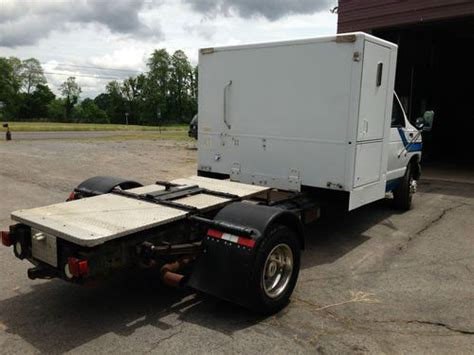 Used Auto Sleepers For Sale by Sell Used E 450 Hauler Toter Truck Sleeper Cab