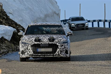 Audi A3 Hatchback 2020 by 2020 Audi A3 Hatchback Spied Testing In The Alps Looks