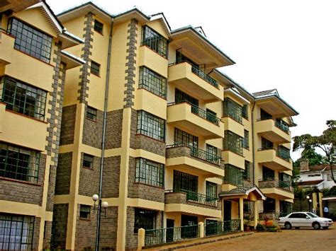 One Bedroom Nairobi West Demand For Apartments In Kenya Surges