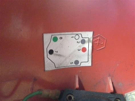 Key Switch Vespa Modern modern vespa key switch