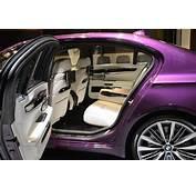 BMW 760Li Wearing Purple And A V12 Costs An Arm Leg