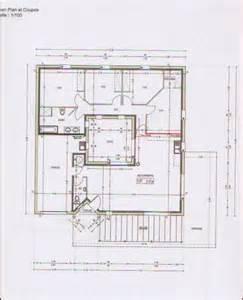 photo ce sont les plans de la carr 233 e avec un pat