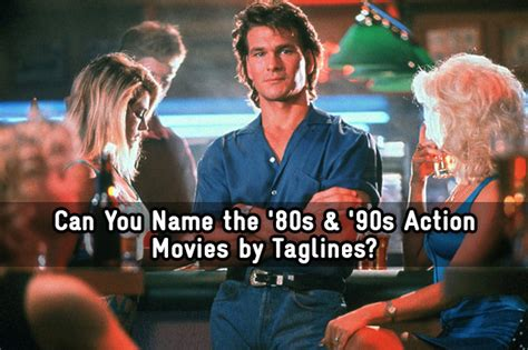 film quiz taglines can you name the 80s 90s action movies by taglines