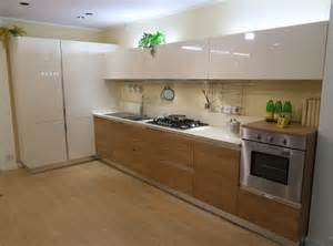 Kitchen Cabinets Without Handles Furniture Interior Design The Kitchen Without Handles Horizon