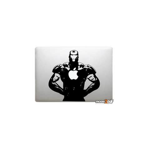 Macbook Aufkleber Ironman by Sticker Iron Macbook Apple