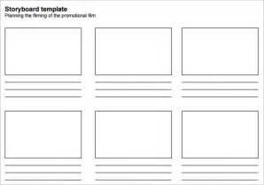 storyboard template software storyboard template 8 free sle exle