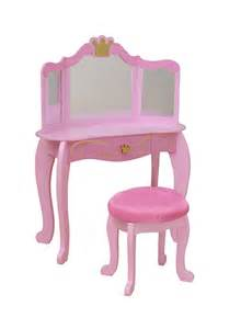 princess vanity table and chair set princess vanity