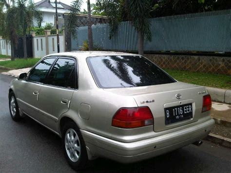 All New Corolla 1 6 Seg 1996 toyota corolla all new 1 6cc seg matic th 1996 kondisi