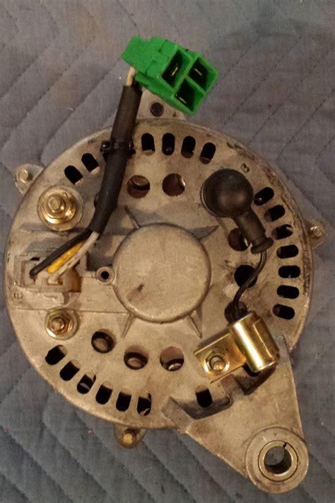 toyotum alternator wiring diagram wiring diagram networks