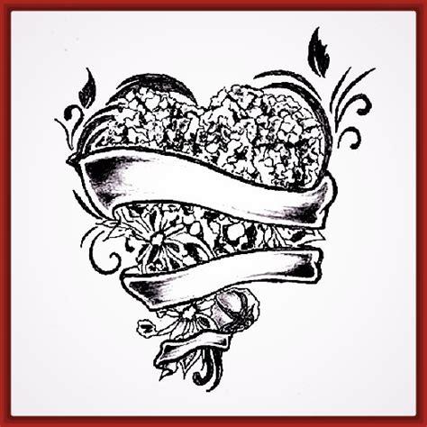 imagenes de corazones hermosos para dibujar corazones bonitos para dibujar y colorear fotos de corazones