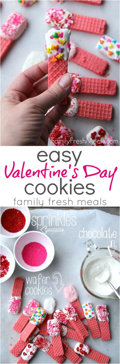 valentines cookies recipe easy easy s day cookies recipe the kid