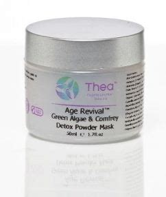 Green Algae Detox by Skincare By Thea How To Detox Thea S Top 5