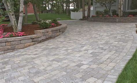 the many benefits of cobblestone pavers homes